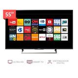 Smart Tv Sony 55 4k Ultra Hd Kd-55x725e
