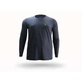 Camisa Masculina Proteção Solar Uv 50+ Tamanhos Especiais