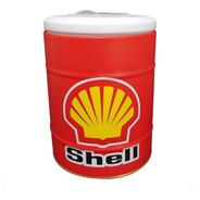 Lata Yerba O Azúcar Mate Shell Diseño Tambor Pico Vertedor