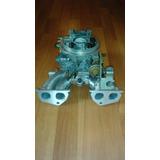 Carburador De Fiat Uno Con Multiple De Renault.