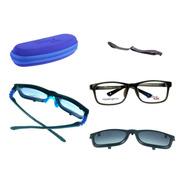 Armação Infantil Flexível - Óculos De Sol E De Grau Sk18130