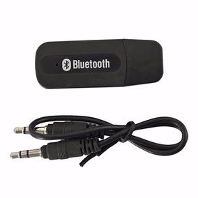 Usb Receptor Bluetooth Auxiliar 3.5 Musica Bocinas Casa Auto