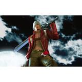 Espada Dante Devil May Cry Anime Jogo Ps4 Game Cosplay Aço
