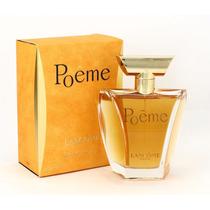Perfume Poême Lancôme Edp 100ml | Lacrado 100% Original