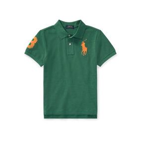90392f03e9 Polo Ralph Lauren Menino Original Importada Eua No Brasil