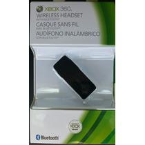 Audífono Bluetooth Xbox 360 Nuevo Sellado Original