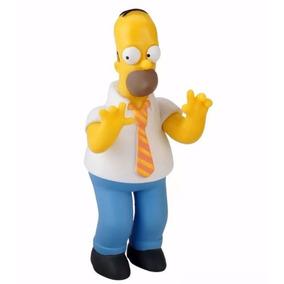 Homer Simpsons Brinquedo Bonecos Miniaturas Multikids