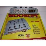 Crossover Eletronico Booster Bc-4000 5 Canais