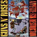 Guns N Roses Appetite For Destruction Frete 9,90