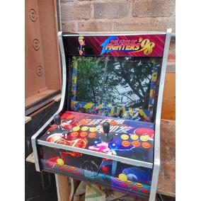 Mueble Arcade Bartop Ensamblado Sin Sistema Interfaz Usb
