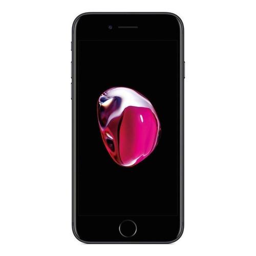 iPhone 7 32 GB preto-fosco
