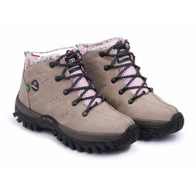 Sapato Bota Coturno Para Trilha,trabalho Pesado 100%couro