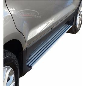 Estribos De Aluminio Ecosport Kinetic Al Zocalo Premium