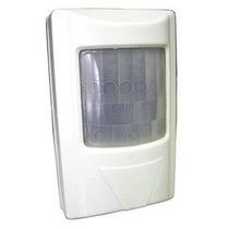 Sensor De Presenca C/ajuste De Tempo E Fotocelula Bivolt Key