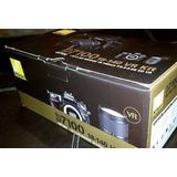 Nikon D7100 18 140mm Kit 100% Nuevo En Caja Mercado Lider!!