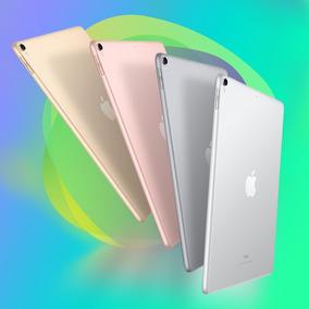 Ipad Pro 10,5 64gb Wifi Difiere Hasta 24 Meses Con Tarjeta