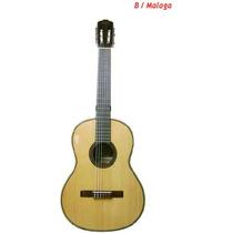 Guitarra Clásica Modelo B Gracia Medio Concierto Especial