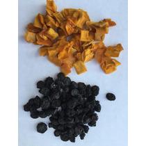Mango Deshidratado En Cubos Y Blue Berry