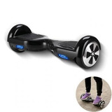 Scooter Smart Balance Wheel Ecotrend, Negro, Luces, 12 Km/h.