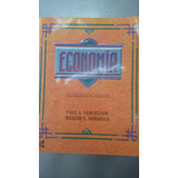Libro Economía De Paul A. Samuelson