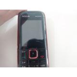 Celular Nokia Xpress Music 5130 - Defeito Na Tela*