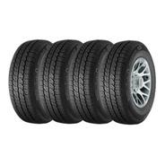 Combo X4 Neumáticos 165/70 R14  89r Fate  Range Runner H/t