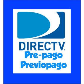 Directv Prepag0 Recarga Servicio Ya