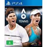 Ao Tennis Ps4 Tenis | Digital Principal Oferta Unica En Ml!