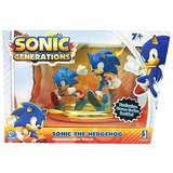 Estatua Comemorativa Sonic The Hedgehog Generations Jazwares