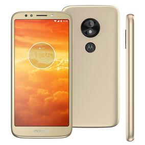 Smartphone Motorola Moto E5 Play Dual 16gb Android 8.1 Ouro