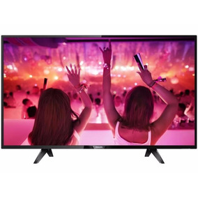 Smart Tv Led 43 Philips Série 5102 Con. Dig. Black Friday