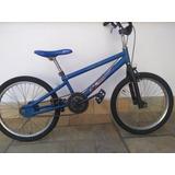 Bike Bmx Azul