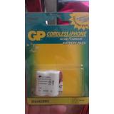 Batería De Telefonos Inalambricos Gp T104 2.4v 300map 30aak2
