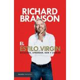 El Estilo Virgin - Richard Branson - Nuevo - Original