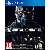 Mortal Kombat Xl Ps4 | 1º Digital | New Level