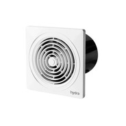 Extractor De Aire  Hydra 100mm / 4  Blanco Vf100a     Mm