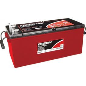 Bateria Estacionaria 165 Ah Freedom Df500 Nobreak Alarme Som
