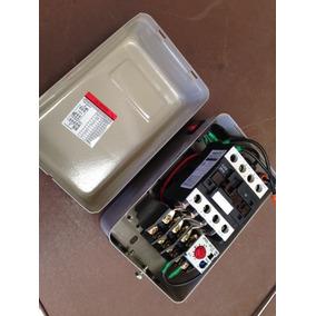 Arrancador Tension Plena P Motor Electrico 5 Hp 220v Nuevo