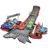 Juego Circuito/carrera De Autos Cars Rayo Mcqueen / I-chile