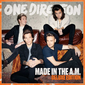 Cd One Direction Made In The A.m. Deluxe Edition