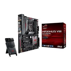 Placa Mãe Asus Rog Maximus Viii Extreme Intel Z170