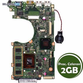 Placa Mãe Vivobook Asus S202e X202e Proc. Celeron (5837)