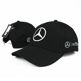 Boné Mercedes Amg Petronas F1 Lewis Hamilton Original 0acd6e84fbd