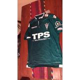 Camiseta De Santiago Wanderers Chile M- Colo Colo,u De Chile