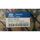 Empacadura Camara Getz 1.6 Elantra 1.6 Original Hyundai