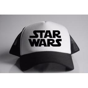 Boné Star Wars - Bonés Outras Marcas no Mercado Livre Brasil e043fd1839f