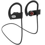 Hhusali Bluetooth Inalámbricoauriculares En Oído Aud -negro