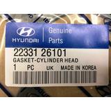 Empaque Camara Hyundai Getz Y Elantra 1.6