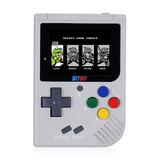 Consola Portatil Con 300 Juegos Nintendo Nes Snes Game Boy
