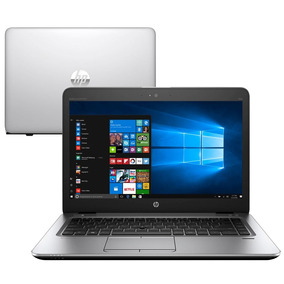 Notebook Hp Elitebook 840 G3 Intel Core I7, 8gb, Ssd 256gb